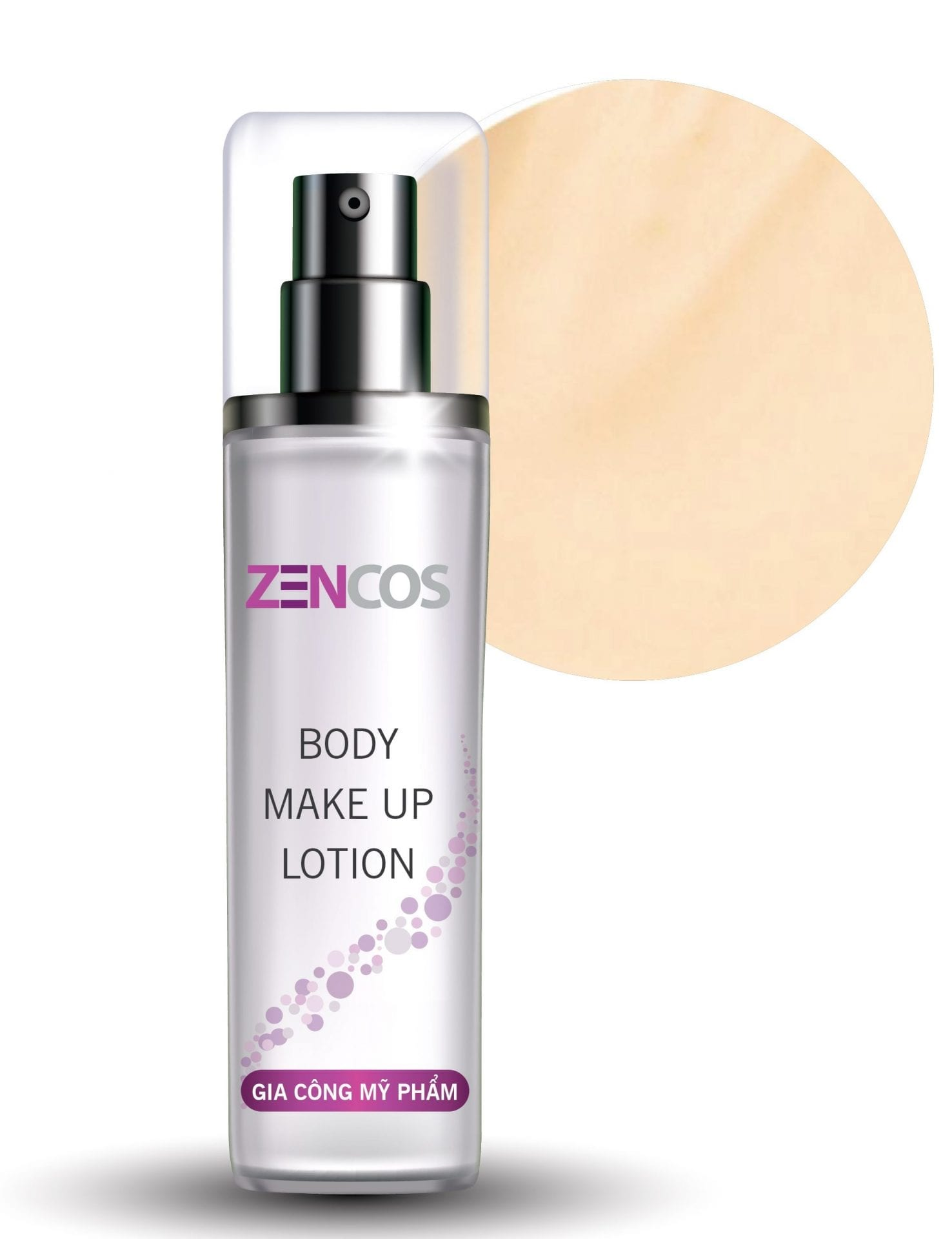 Body Make Up Lotion 4